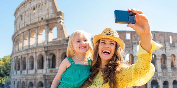 With trips starting from US$10,000, bespoke travel agencies are increasingly targeting wealthy parents who want to expose their children to exotic international holiday experiences. Photo / 123RF