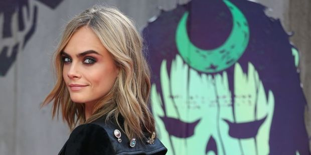 Loading British model and actor Cara Delevingne has opened up about her personal struggles with depression. Photo / AFP