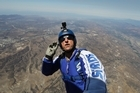 Watch: Skydiver survives 25,000 ft jump without a parachute