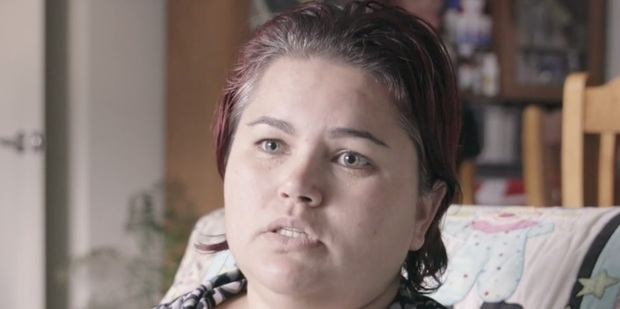 Loading Ebony Andrews sometimes calls on KidsCan to provide for her three girls when she can't make ends meet. Photo / NZME