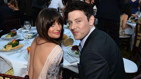 Lea Michele Reveals New 'Finn' Tattoo Honouring Cory Monteith's Memory