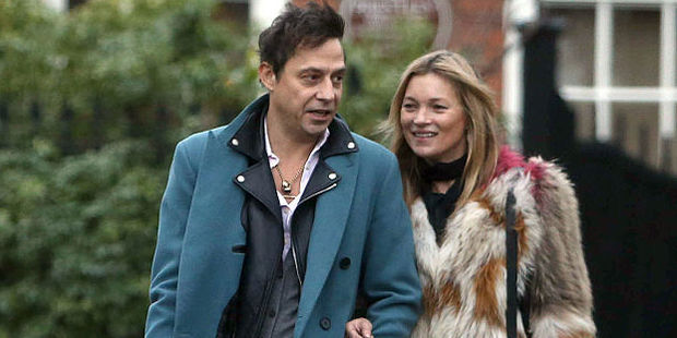 Kate married rocker Jamie Hince in 2011 and the couple split last year but have not yet divorced. Photo / Getty Images