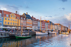 New Harbor, Copenhagen. Photo / Getty Images