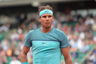 Rafael Nadal during the 2016 French Open at Roland Garros. Photo / Getty Images