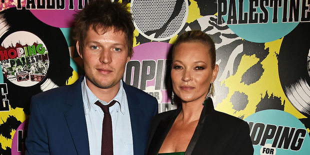 Count Nikolai von Bismarck has reportedly proposed to Kate Moss in Italy. Photo / Getty Images