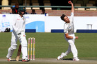 Trent Boult has been the pick of the New Zealand bowlers in the second innings with four wickets. Photo / Getty Images