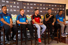 All five New Zealand franchises will be sending strong squads to the Brisbane Global Tens. Photo / Getty