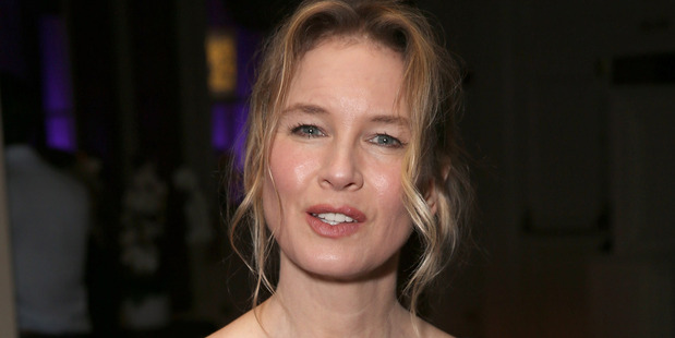 Renee Zellweger's appearance has led to widespread speculation in various media outlets in the past year. Photo / Getty Images
