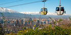 Santiago from San Cristobal hill. Photo / Getty Images