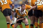Craig Field in action for the Wests Tigers during the 2001 NRL season. Photo / Getty Images