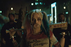 Margot Robbie plays supervillain Harley Quinn in the DC Comics anti-hero blockbuster
