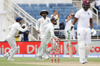 Cricket: India seizes control of second test after West Indies struggle