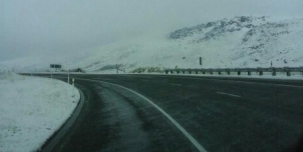 The Porters Pass Road today. Photo / NZTA