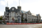 Ceres New Zealand pledged to spend about $25 million restoring the apartments on the corner of Peterborough and Montreal Streets. Photo / Christchurch Star
