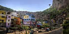 Rio's favelas are still considered no-go areas by many, but a dire shortage of hotel accommodation has opened the poorest of Rio's neighbourhoods to Olympic Games tourists. Photo/rwoan