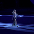 Gisele Bundchen walks on stage as 'The Girl from Ipanema' during the opening ceremony for the 2016 Summer Olympics in Rio. Photo / AP
