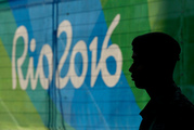 A guard stands in the Olympic athletes village in Rio de Janeiro, Brazil, Saturday, July 30, 2016. Photo / AP
