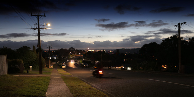 A street in Glenfield. Photo / Doug Sherring