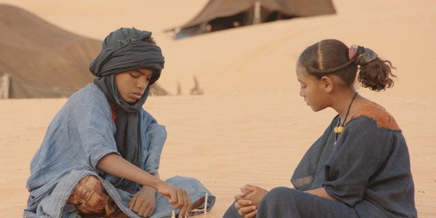 A scene from Timbuktu, the latest screening at the Whanganui Film Society.