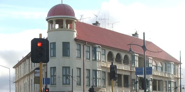 An application has been made to demolish Timaru's Hydro Grand.