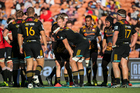 The Chiefs have stumbled from one controversy to another this week after allegations from off-field celebrations. Picture / Photosport