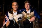 Kiwi sailors Blair Tuke and Peter Burling are locks to win the 49er class. Photo / Photosport