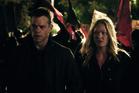 Matt Damon and Julia Stiles star in Jason Bourne. Photo / Supplied