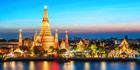 Wat Arun Temple in Bangkok, Thailand. Photo / 123RF