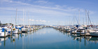 Good fish and chips, top coffee and terrific views are found at Tauranga's marina. Photo / 123RF