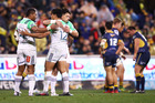 The Highlanders beat the Brumbies to advance to the Super Rugby semifinals. Photo / File