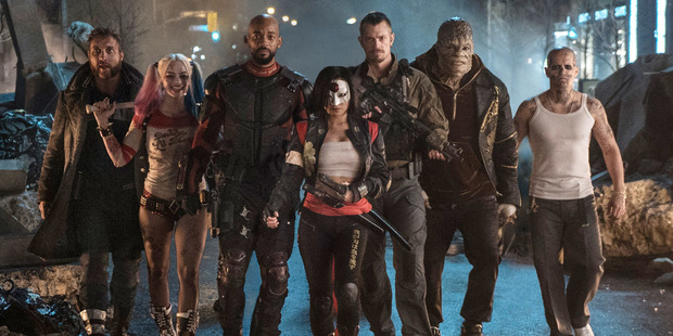 Loading Reviews have led to a poor rating of 34 per cent on Rotten Tomatoes for Suicide Squad.