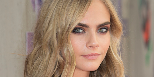 Model and actress Cara Delevingne says she still gets depressed. Photo / AP