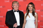 Melania Trump has taken to Twitter to defend herself against allegations she flouted US immigration laws. Photo / AP