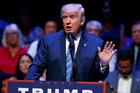Donald Trump's polls are plummeting. Photo / AP