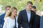 Stanford University student Brock Turner made headlines when he was given a lenient sentence for the rape of an unconscious 22-year-old female. Photo / AP