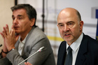 European Commissioner for Economic and Financial Affairs Pierre Moscovici said there would be no exceptions to the crack-down. Photo / AP