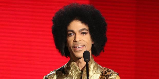 Prince died on April 21 of a drug overdose. Photo / AP