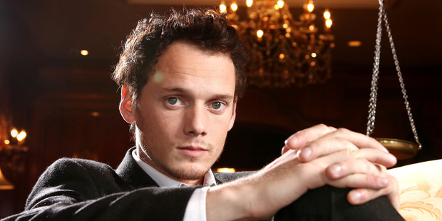 Loading Actor Anton Yelchin died in a freak accident at his Los Angeles home in June. Photo / AP