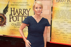 Writer J.K. Rowling. Photo / AP