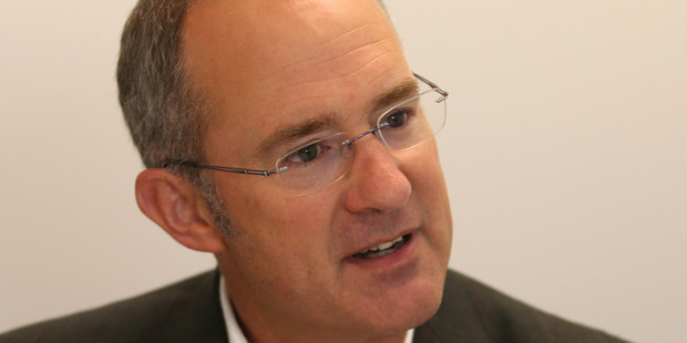 Labour Party Housing Spokesman Phil Twyford. PHOTO/ John Borren