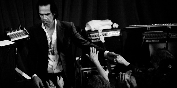 It's widely believed the loss of Nick Cave's son inspired the upcoming album. Photo / Supplied