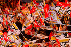 Chiefs fans deserve better from their idols than the behaviour of the past week. Photo / Alan Gibson