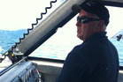Kerry Blair took his boat from a remote bay in the Marlborough Sounds and has not been seen since. Photo / Supplied