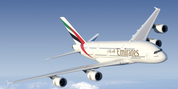 Emirates has 81 A380s in service.