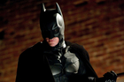 Batman's costume featured in the 2012 hit The Dark Knight Rises. Photo / Supplied
