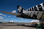 Air New Zealand shares fell 1.3 per cent to $2.275 yesterday. Picture / Jason Oxenham