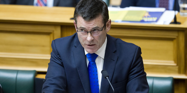 Revenue Minister Michael Woodhouse said he was aware the European Parliament had set up a committee to look into matters in relation to the Panama Papers. Photo / Mark Mitchell