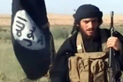 Abu Muhammad al-Adnani, the official spokesman for Isis. Photo / Supplied