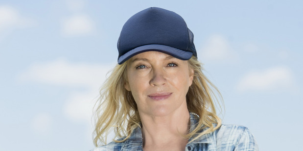 Rebecca Gibney is making a return to prime time in Wanted.