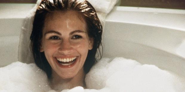 Julia Roberts in the 1990 film Pretty Woman.